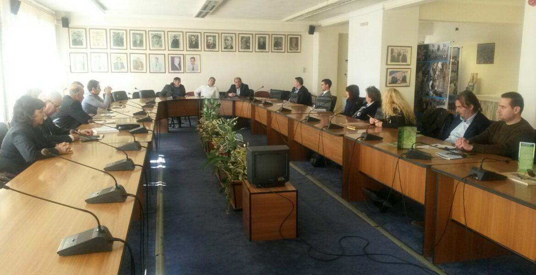 Συνέδριο Επιχειρηματικής Συνεργασίας Ορεστιάδας